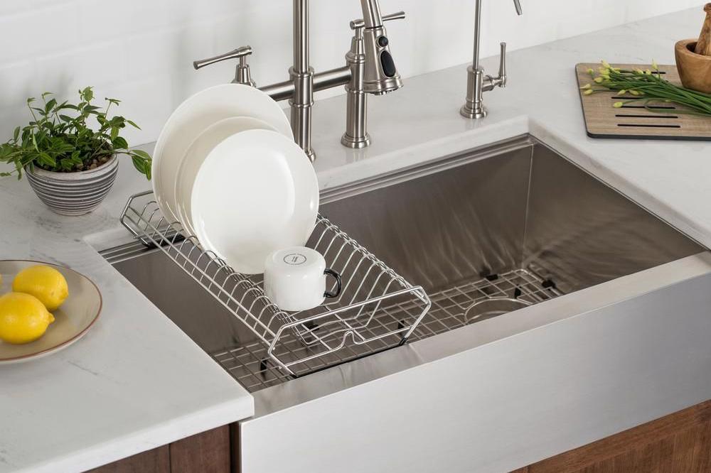 kitchen sink drainer