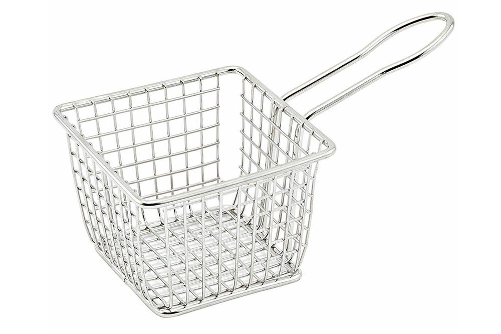 wire fry basket