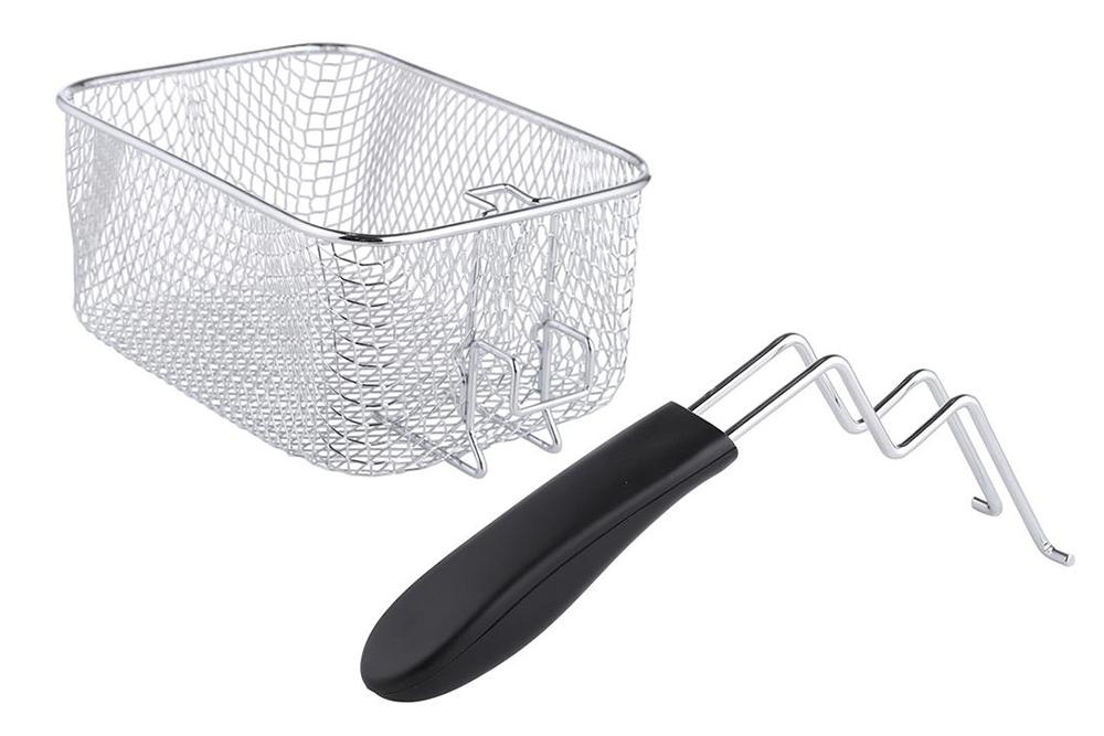 mesh fryer basket