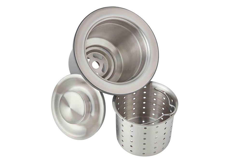 kitchen sink basket strainer
